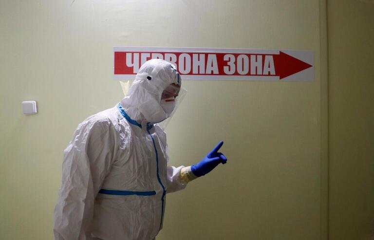 До «червоної зони» Дніпропетровщині – 2,4 %