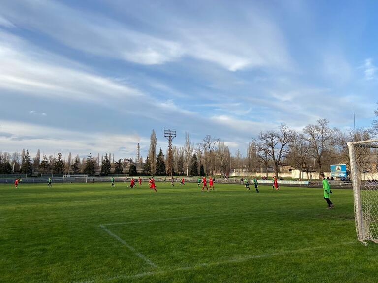 Футбол: «Авангард» стартовал в весенней части Чемпионата области