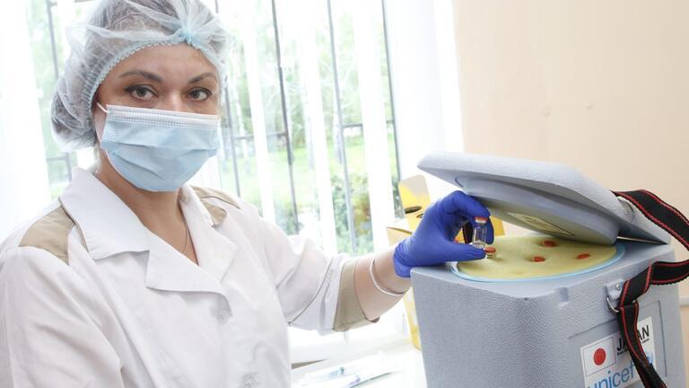 Дніпропетровщина — лідер за кількістю пунктів щеплення й другий регіон за темпами вакцинації в країні