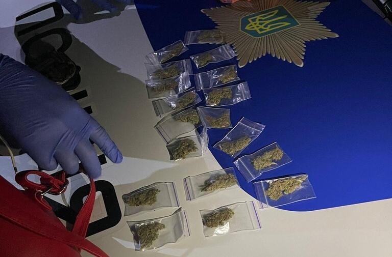 У Нікопольському районі поліцейські вилучили у мешканців наркотики
